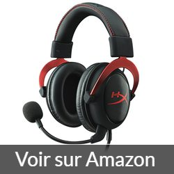 HyperX Cloud 2 - meilleur-casque-gamer xbox