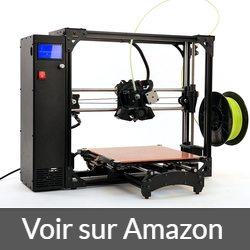 LulzBolt Taz 6 - Meilleur imprimante 3d