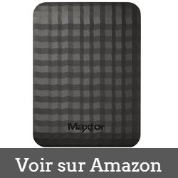Comparatif disque dur externe 4to