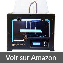 QIDI TECH - Meilleur imprimante 3d pas cher