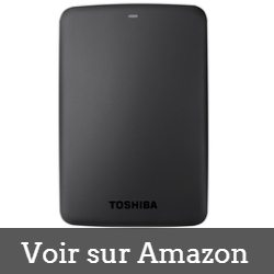 Toshiba Canvio Basics 1 To - disque dur externe 1 tera