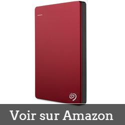 Seagate Backup Plus Slim 2 To- comparatif disque dur externe 1to