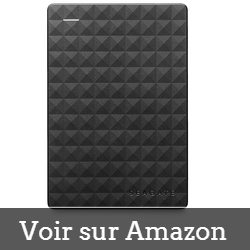 Seagate Expansion Portable 4 To - Comparatif disque dur externe 4to