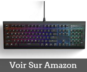 Clavier-Gaming-Mécanique-Rétroéclairage - Top clavier gamer 2018